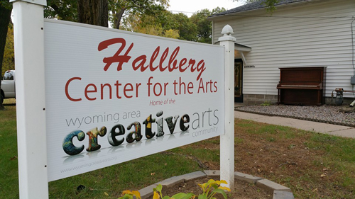 Hallberg Center for the Arts, Wyoming, MN