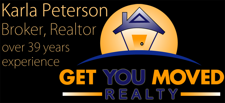 Karla Peterson, Real Estate Broker, Realtor with Get You Moved Realty
