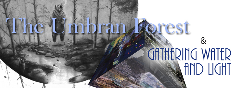 The Umbran Forest & Gathering Water and Light opens at the Hallberg Center for the Arts in Wyoming, MN