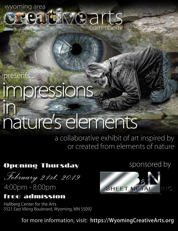 Impressions in Natures Elements