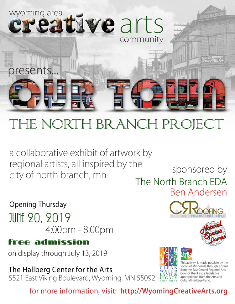 Our Town - the North Branch Project