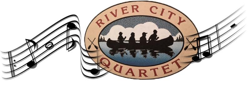 America Originals Vocal Quartet History by the River City Quartet premiers April 11, 2019 at the Hallberg Center for the Arts