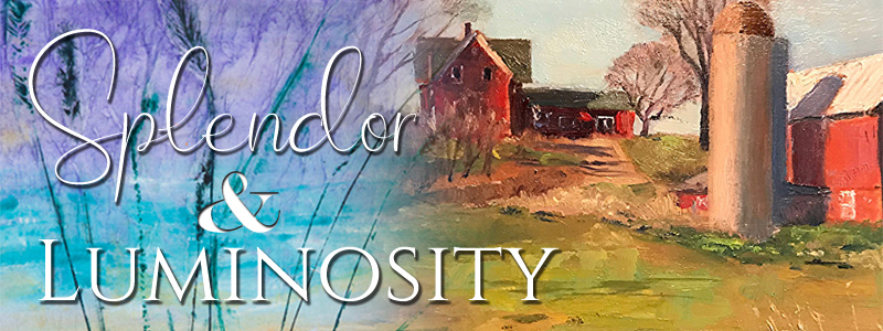 Splendor & Luminosity featuring artists Diane LaMere and Linda Snouffer and is sponsored by Polaris Industries