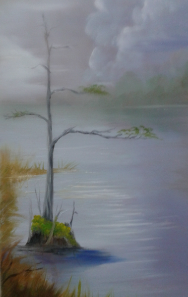 Re os dating oil painting