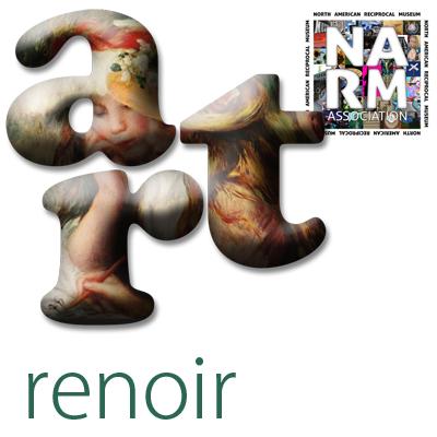 Renoir - Two Year  NARM  Membership